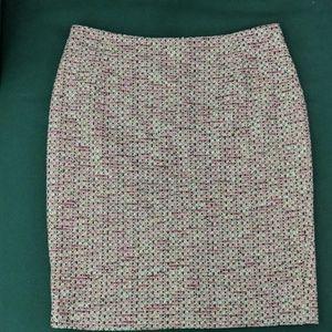 Tweed ✏️ Pencil Skirt